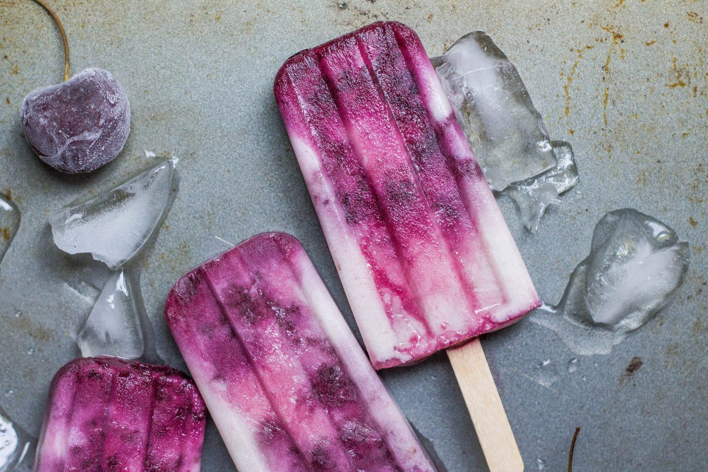 How to Make Sorbet Without an Ice Cream Maker